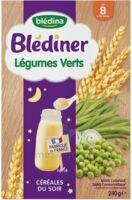 Blédîner Céréales légumes verts 240g à Courbevoie