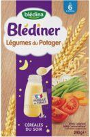 Blédîner Céréales Légumes du potager 240g à Courbevoie