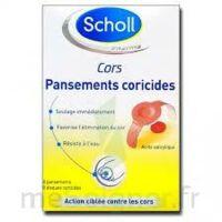 Scholl Pansements coricides cors à Courbevoie