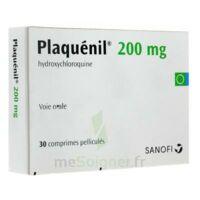 PLAQUENIL 200 mg, comprimé pelliculé à Courbevoie