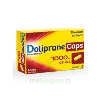 DOLIPRANECAPS 1000 mg Gélules Plq/8 à Courbevoie