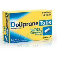 DOLIPRANETABS 500 mg Comprimés pelliculés Plq/16 à Courbevoie