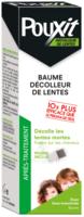 Pouxit Décolleur Lentes Baume 100g+peigne à Courbevoie