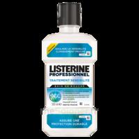 Listerine Professionnel Bain bouche traitement sensibilité 500ml à Courbevoie