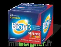 Bion 3 Défense Junior Comprimés à croquer framboise B/30 à Courbevoie