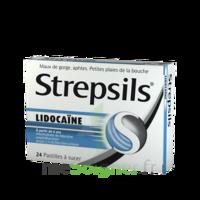 Strepsils lidocaïne Pastilles Plq/24 à Courbevoie