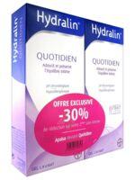 Hydralin Quotidien Gel Lavant Usage Intime 2*200ml à Courbevoie