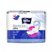 Bella Perfecta Ultra Serviette Périodique Jour Blue Maxi Sachet/8 à Courbevoie