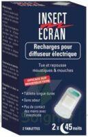 Insect Ecran Tablette Recharge Diffuseur B/2 à Courbevoie