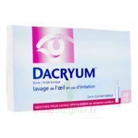 Dacryum S P Lav Opht En Récipient Unidose 10unid/5ml à Courbevoie