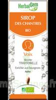Herbalgem Sirop Bio Des Chantres 150ml à Courbevoie