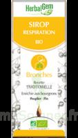 Herbalgem Sirop Bio Respiration 150ml à Courbevoie