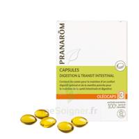 Oléocaps 3 Caps Confort Digestif Bio B/30 à Courbevoie