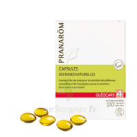 Oléocaps 4 Caps Système Immunitaire Bio B/30 à Courbevoie