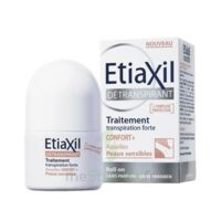 Etiaxil Aisselles Déodorant Confort + Roll-on/15ml à Courbevoie