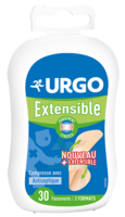 Urgo Extensible Pansements Prédécoupés B/30 à Courbevoie