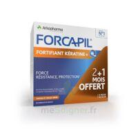 Forcapil Fortifiant + Kératine Gélules B/180 à Courbevoie