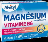 Govital Magnésium Vitamine B6 Comprimés B/45 à Courbevoie