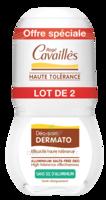 Rogé Cavaillès Déodorants Déo Soin Dermatologique Roll-on 2x50ml à Courbevoie