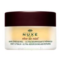 Nuxe Baume Lèvres Ultra-nourrissant Rêve De Miel®15g à Courbevoie