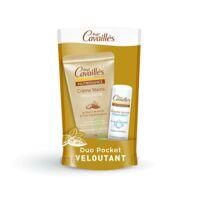 Rogé Cavaillès Nutrissance Pocket Crème Mains Douceur + Baume Lèvres Réparateur 30ml + 5,5g Edition Limitée à Courbevoie