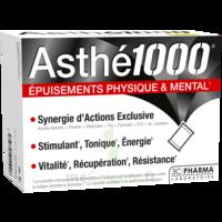 Asthe 1000 Poudre à Diluer épuisements Physique & Mental 10 Sachets à Courbevoie